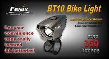 Fenix BT10 LED Bike LIght