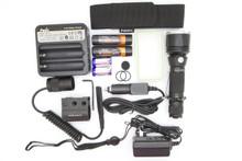 Fenix TK22 LED Flashlight Gun Mount Pkg.