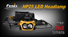Fenix HP25 LED Headlamp (Yellow)