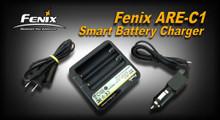 AREC1D Fenix 18650 Charger - Damaged Pkg.