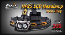Fenix HP25 LED Headlamp (Iron Grey)
