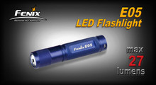 Fenix E05 LED Flashlight (Blue)