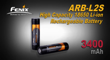 Fenix ARB-L2S 3400 mAh 18650 Battery