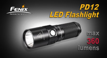 Fenix PD12 LED Flashlight