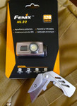 Fenix HL22 LED Headlamp With Box Blade