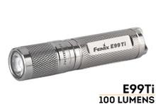 Fenix E99Ti LED Flashlight - Titanium Ltd. Edt.