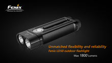 Fenix LD50 LED Flashlight - RETURN