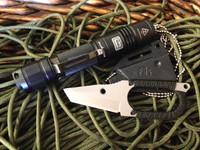 HideAway Knives Titanium Tanto