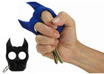 Pit Bull Self Defense Key Chain - BLACK
