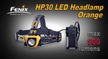 Fenix HP30 LED Headlamp - Grey REFURB