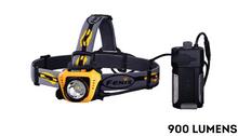 Fenix HP30 LED Headlamp - Orange RETURN