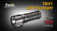 Fenix TK51 LED Flashlight - RETURN