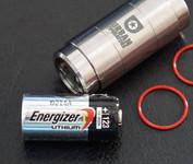 Energizer Lithium CR123A Lithium Battery
