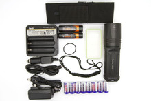 Fenix TK35 LED Flashlight Package Deal - 960 Lumen 2015 Edition