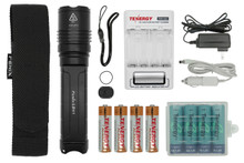 Fenix LD41 LED Flashlight Package Deal - 2015 Edition