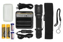 Fenix TK16 LED Flashlight Package Deal