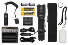 Fenix TK16 LED Flashlight Tactical Pkg.