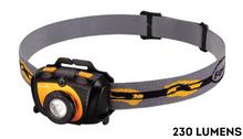 Fenix HL30 LED Headlamp (Orange and Gray) - 2015 Model - RETURN