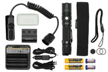 Fenix PD35TAC LED Flashlight Tactical Package