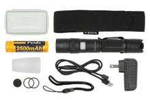 Fenix UC35 LED Flashlight Pkg. Deal