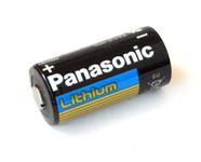 Panasonic CR123A Lithium Battery