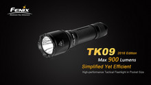 Fenix TK09 LED Flashlight - 2016