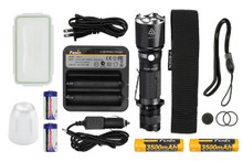 Fenix TK15 Ultimate Edt. LED Flashlight Package Deal