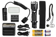Fenix TK15 Ultimate Ed. LED Flashlight Tactical Package