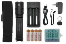 Fenix LD41 LED Flashlight Bundle - 2015 Edition