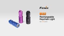 Fenix UC02 Rechargeable Keychain Light