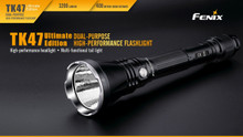 Fenix TK47 Dual-Purpose LED Flashlight Ultimate Edition