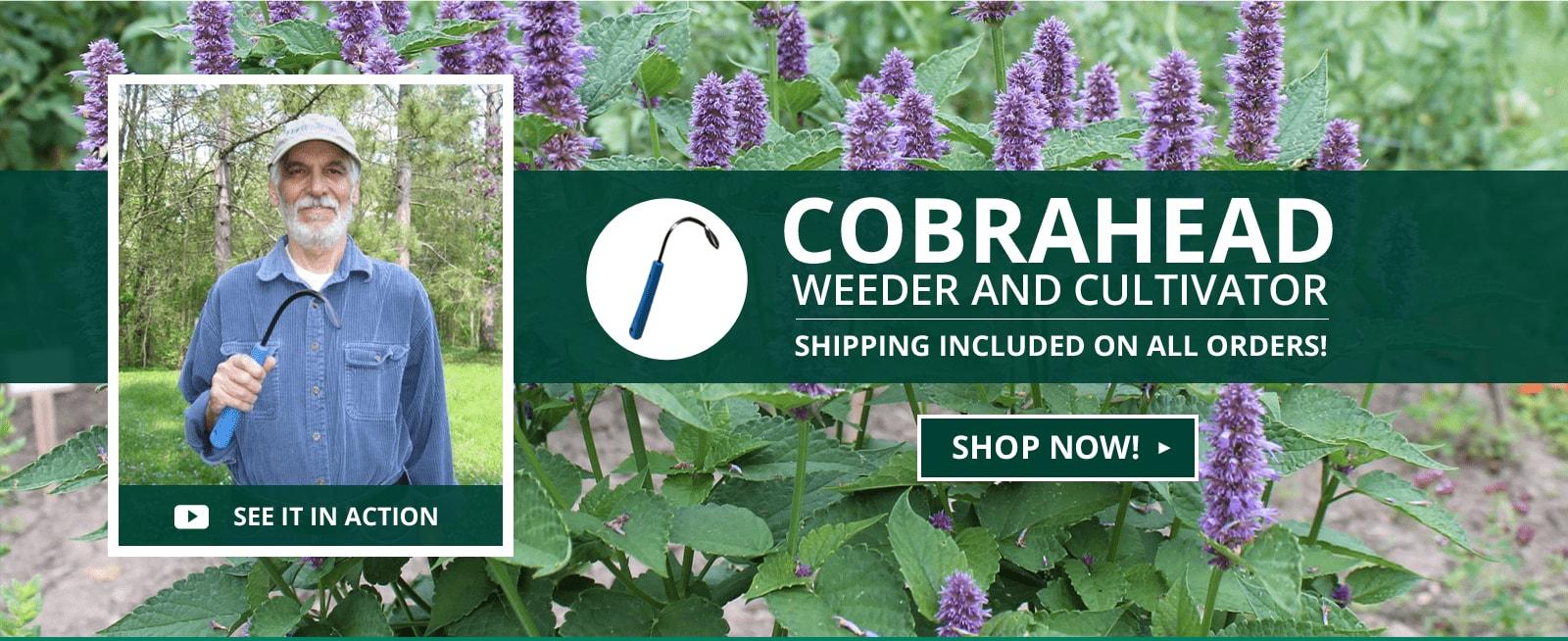 CobraHead® Weeder & Cultivator