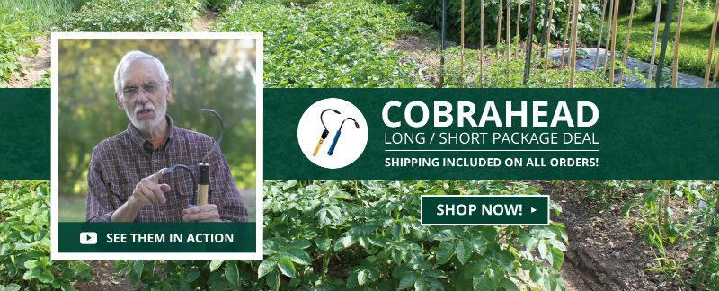 CobraHead® Long/Short Weeder & Cultivator Package Deal