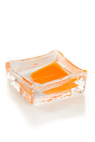 AO Glass Soap Dishes