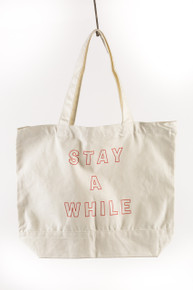 Hotel Vermont Canvas Tote Bag
