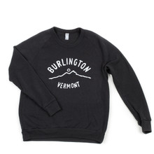 BTV Black Crewneck Sweatshirt