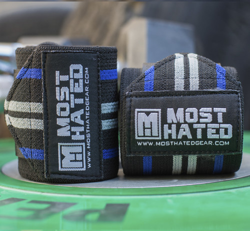 Power Wrist Wraps BBG