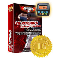 3X Pitching Velocity Training