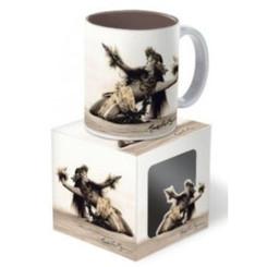 Hawaiian Coffee Mugs 4 Pack Ka Leo Mug 11 Oz.