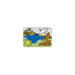 Hawaii Kid's Translucent Placemat Island Creatures 4 Pack