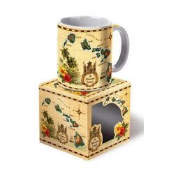 Hawaiian Coffee Mugs 4 Pack Islands Of Hawaii Tan