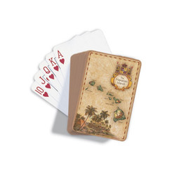 6 Decks The Hawaiian Islands Playing Cards