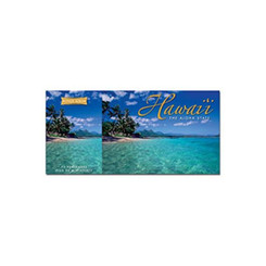Hawaiian Postcards Bonus Album 20 Postcards & 20 Miniatures Hawaii The Aloha State
