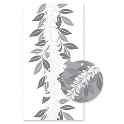 Hawaiian Candy Lei Kit Maile Lei Silver