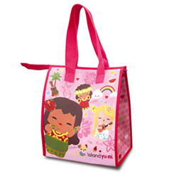 Small Non-Woven Insulated Lunch Bags Island Yumi