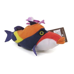 Hawaiian Soft Plush Animal Humuhumunukunuku Fish