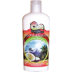 Hawaii Bubble Shack Kukui And Shea Silky Hand & Body Lotion Coconut Volcano 4 Bottles