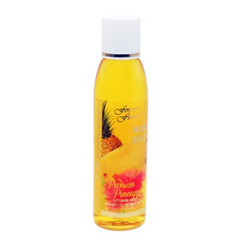 Hawaii Forever Florals 3-In-1 Bath Gel Shampoo Or Bubble Bath 8 Bottles Passion Pineapple