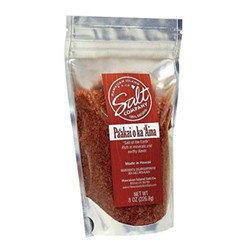 Hawaiian Island Salt Company 8 Oz. Pouch Paakai O Ka Aina Of The Earth Red Alaea