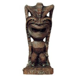 "Happy Tiki 12"" Figurine"